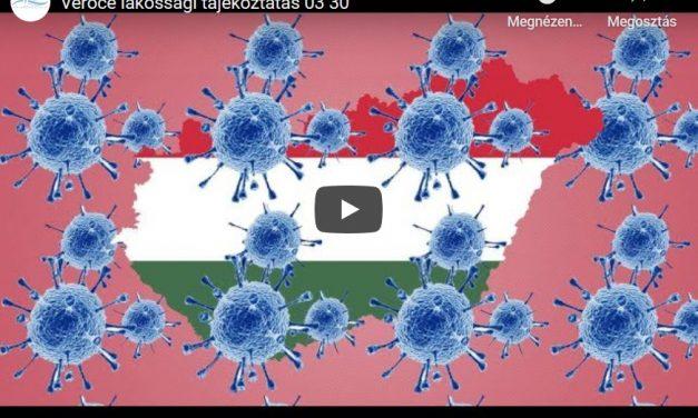 Tájékoztató a korona vírussal kapcsolatos intézkedésekről Verőcén