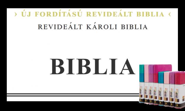 Online elérhető biblia