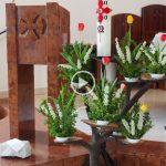 Húsvét II. Vasárnapja, Szentmise a Kismarosi Ciszterci Nővérektől
