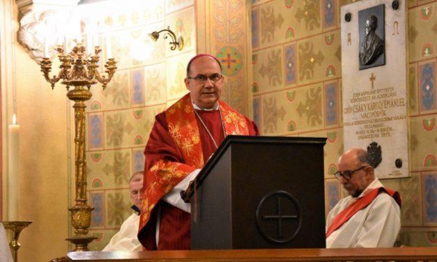 Püspökkari intézkedések