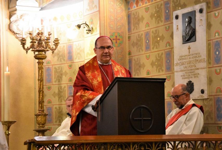 Püspöki körlevél anyagi támogatás ügyében (2020. március.24)
