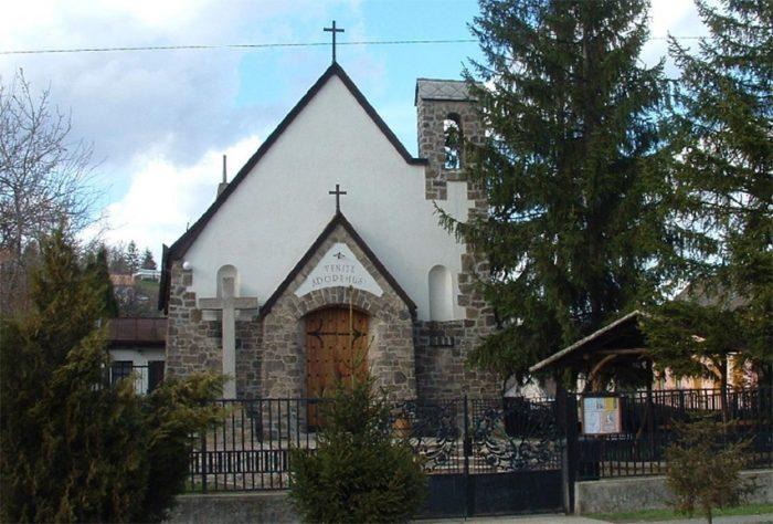 Verőcei kápolna