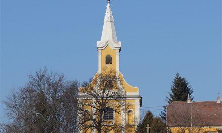 Csütörtök Húsvét Nyolcadában, Szentmise Verőcén a Szent András Templomban