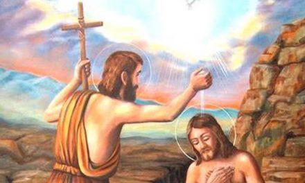 Urunk megkeresztelkedése, évközi I. vasárnap – Ciszterci Nővérek