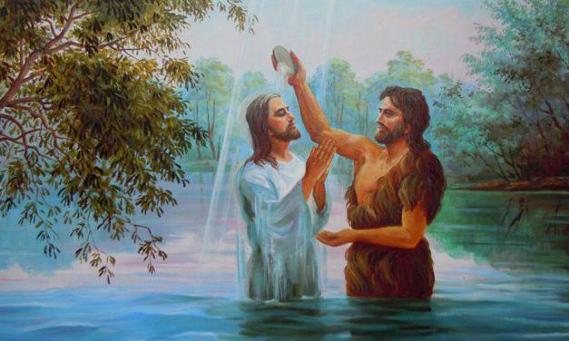 Urunk megkeresztelkedése, évközi I. vasárnap szentmise – Kismaros