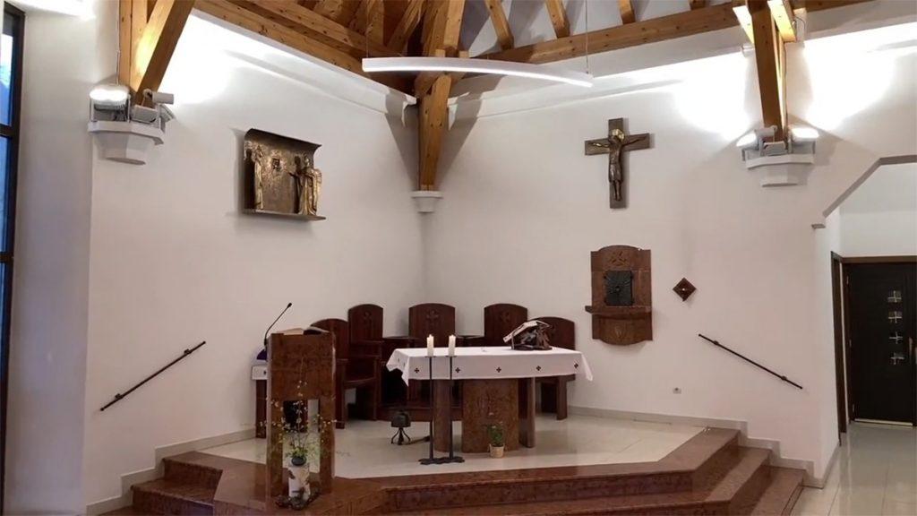Ciszterci Nővérek szentmise