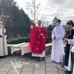 Virágvasárnap ünnepi szentmise – Ciszterci Nővérek  március 28.