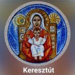 egyházközségi online keresztút