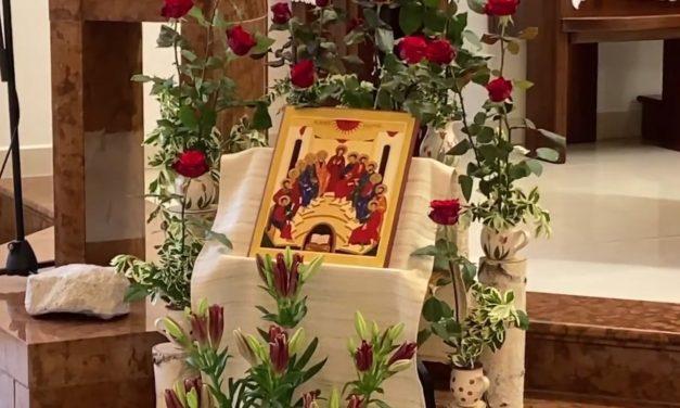 Pünkösd Vasárnap szentmise közvetítés – Ciszterci Nővérek május 23.